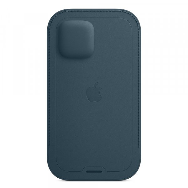 Apple iPhone 12 / 12 Pro Lederhülle mit MagSafe