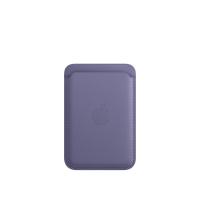 Apple iPhone Leder Wallet Wisteria