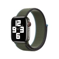 Apple Sport Loop Invernessgrün