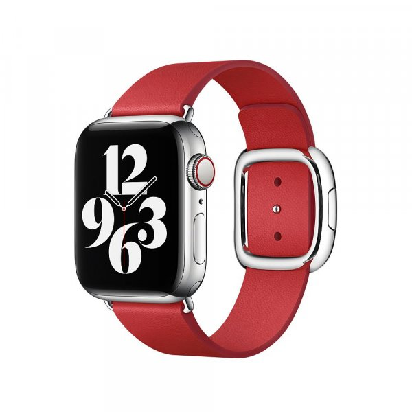 Apple Modernes Lederarmband