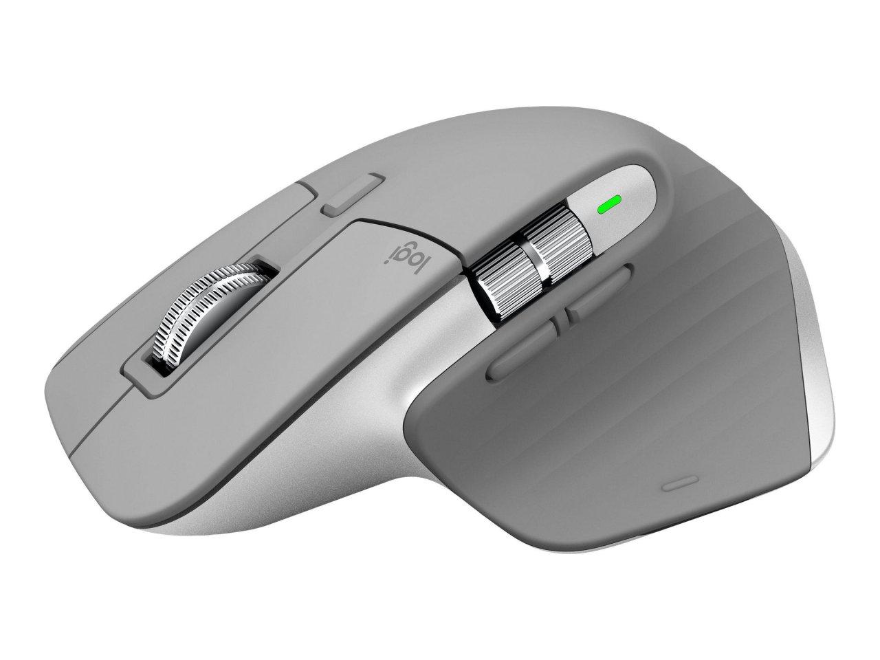 Logitech MX Master 3 Mid Grau 910-005695