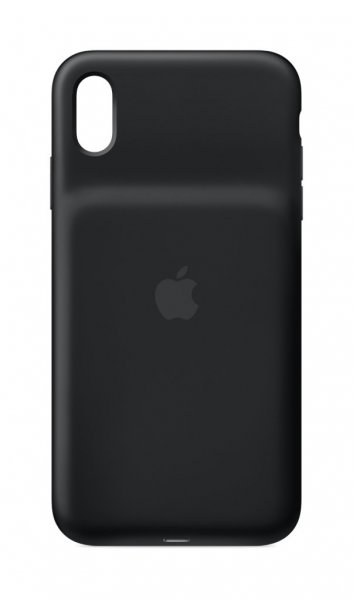 Apple Smart Battery Case iPhoneXS Max, Schwarz