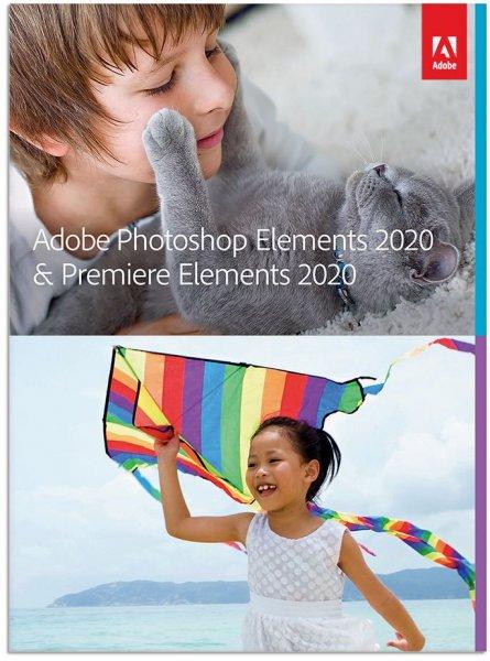 ADOBE ESD Photoshop & Premiere Elements 2020