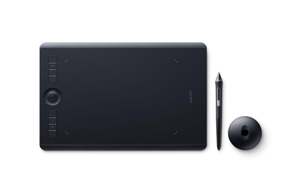 Wacom Intuos Pro L (430 x 287 x 8 mm) PTH-860-N