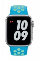 Apple Nike Sportarmband Chlorine Blau/Grün