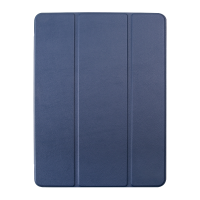 "DEQSTER Rugged Trifold Case für Apple iPad 10,2"" (7. / 8. Generation) blau"