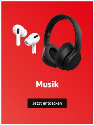 Musik bei COMSPOT