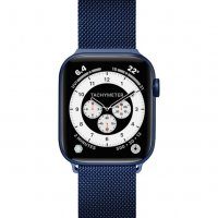 LAUT Steel Loop Watch Strap Blau