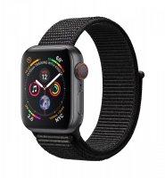 Apple Watch Series 4, Aluminium, Space Grau, GPS + Cellular