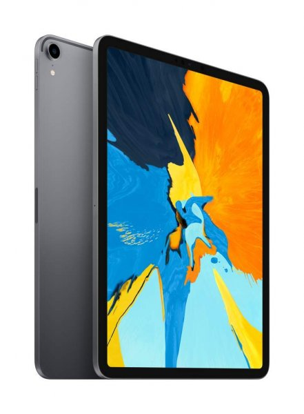 "Apple iPad Pro 11"" (1. Gen.), Space Grau, 64 GB, Wi-Fi"