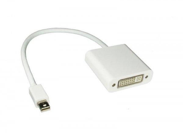DINIC Mini DisplayPort auf DVI Adapter