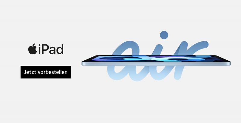 iPad Air vorbestellen | COMSPOT