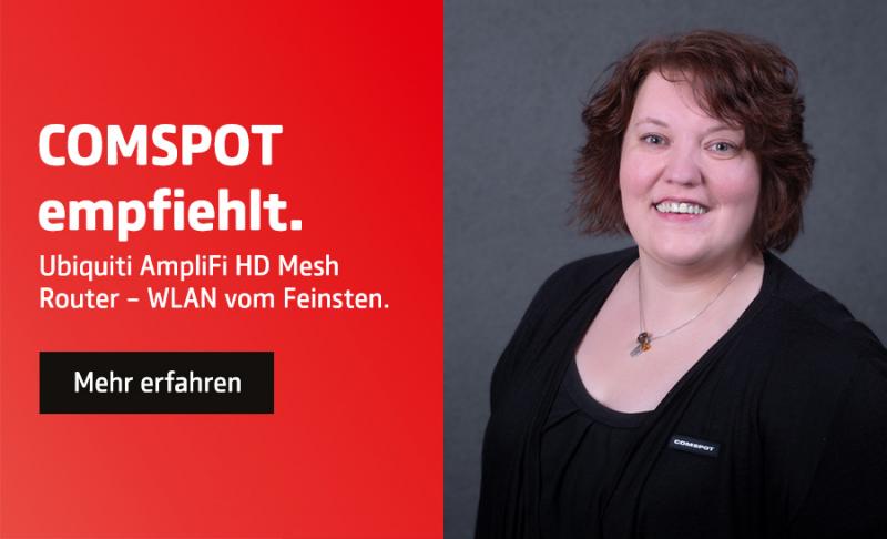 Meike von COMSPOT empfiehlt