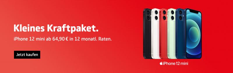 Das neue iPhone 12 mini   COMSPOT
