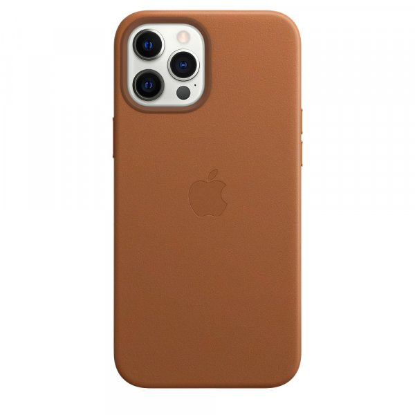 Apple iPhone 12 Pro Max Leder Case