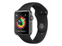 Apple Watch Series 3 GPS, Aluminium/Space Grau