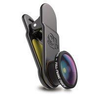 Black Eye Fullframe-Fisheye 180° Fischaugenobjektiv, Smartphone-Objektive