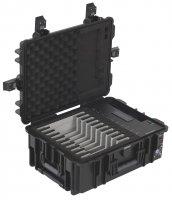 BIBO Tablet-Koffer für 10 Tablets mit integrierter Powerbank