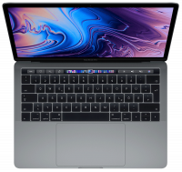 "Apple MacBook Pro 13.3"" (2019), Space Grau, 2.4 GHz Quad-Core i5, 16 GB, 256 GB SSD"