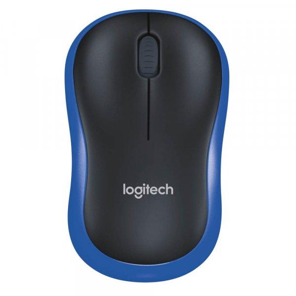 Logitech M185 Bluetooth Maus